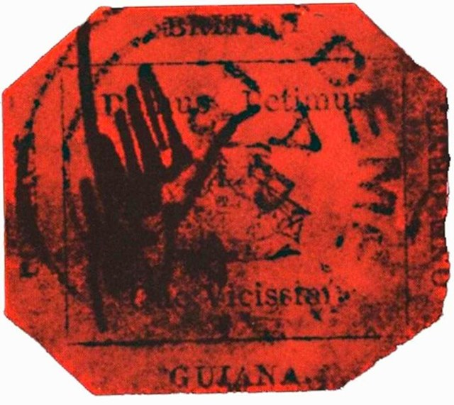 Самая дорогая марка в мире, наиболее ценные почтовые марки