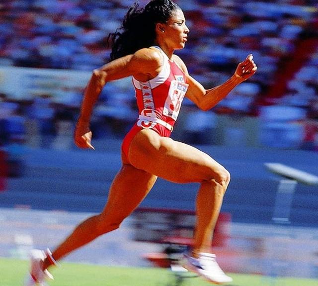 Кто самая быстрая женщина в мире