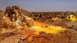 Самый большой вулкан в африке и интересные факты о нем