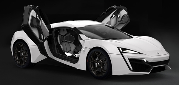 Самые дорогие автомобили мира + их фото