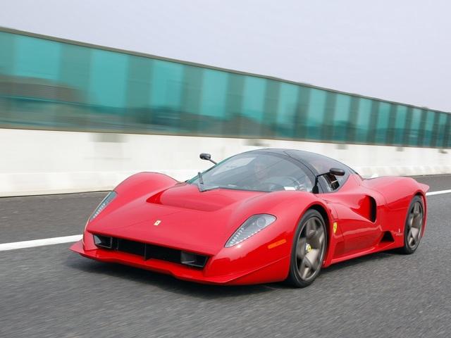 Топ-10 самых дорогих машин в мире