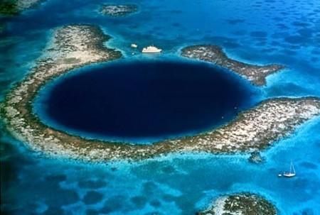 Самые необычные места на земле: список необыкновенных мест планеты