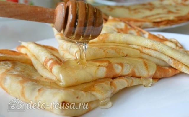 Самые вкусные блины, как приготовить блинчики с начинкой на молоке
