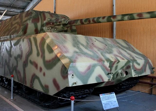 Самые большие, мощные и тяжелые танки в мире