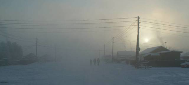 Какой самый холодный город в мире