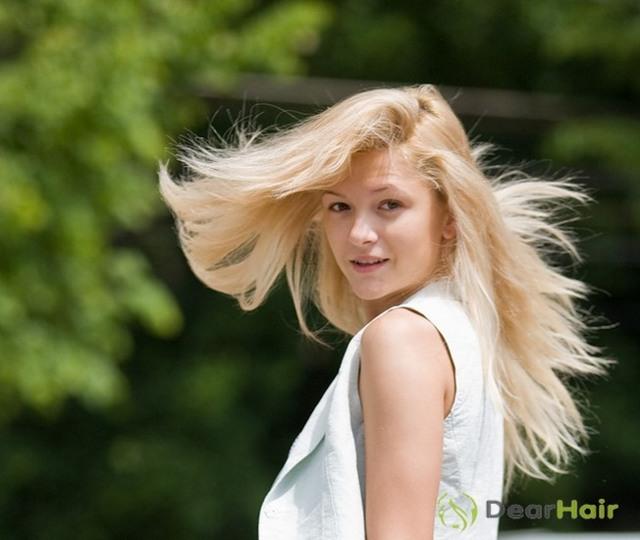 Самый редкий цвет волос, какой оттенок встречается реже всего