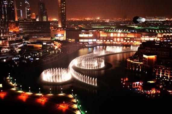 Самый большой и высокий фонтан в мире, в какой стране он находится