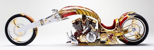 Самый крутой мотоцикл в мире + фото и видео