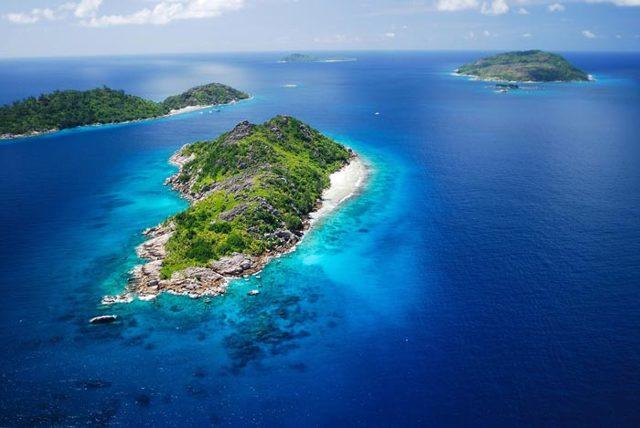 Какой океан самый маленький по площади в мире