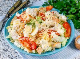 Какой самый вкусный салат в мире и как его готовят?