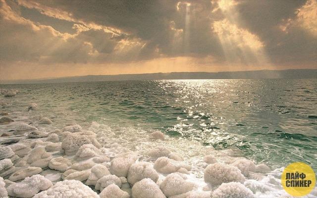 Какой самый соленый океан в мире (на земле)
