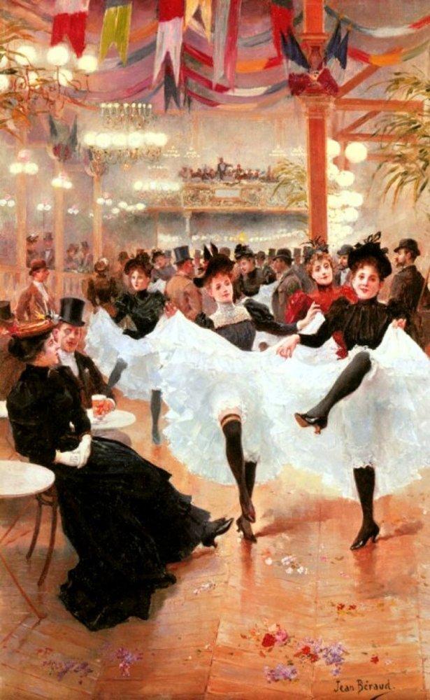 Самый известный танец в мире – вальс, канкан или танго?