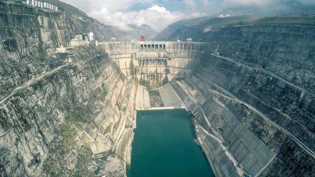 cамая большая гэс в мире и в россии (мощные гидроэлектростанции)