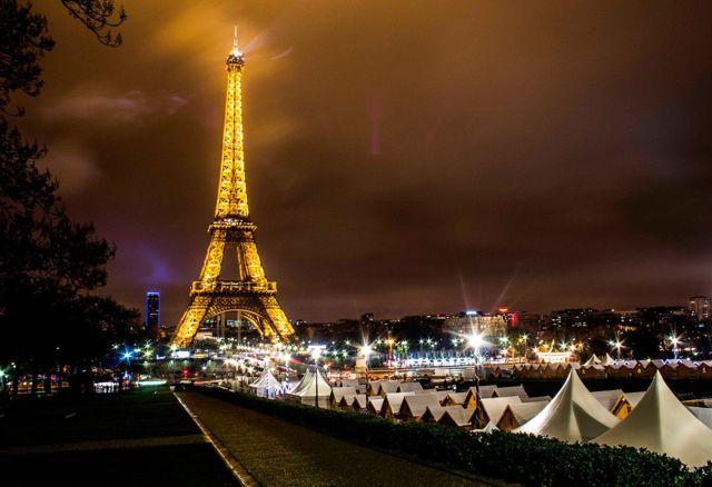 Самые романтичные места для влюбленных в мире
