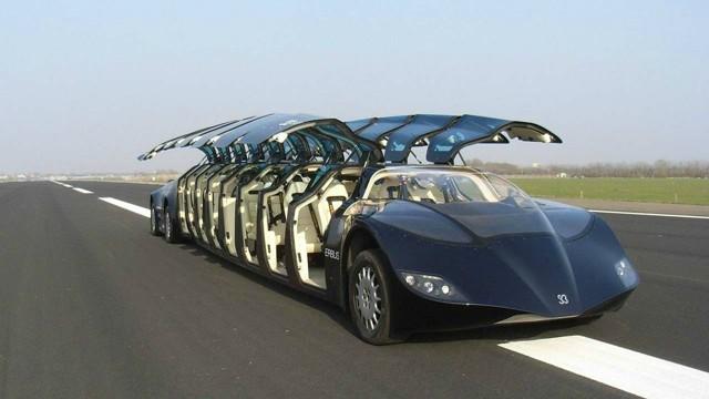 Какая самая большая машина в мире (грузовая и легковая) + фото