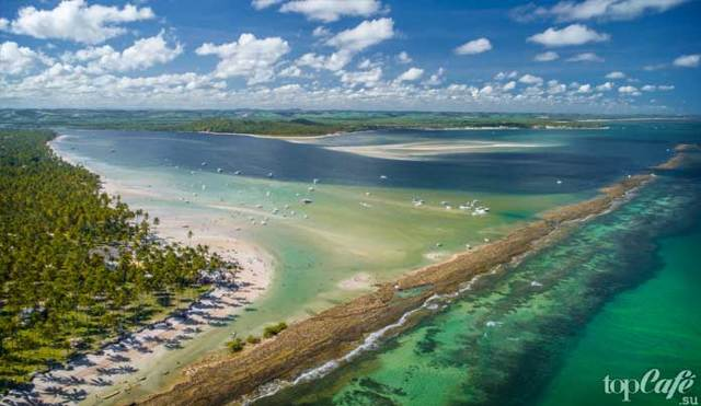 Какой самый знаменитый пляж в бразилии?