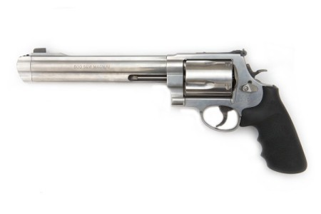 Какой самый мощный пистолет в мире и в россии