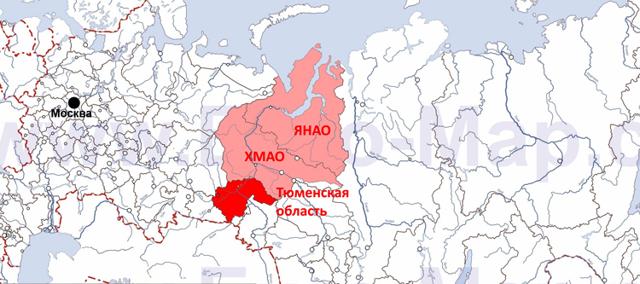 Самая большая область в россии: топ наиболее крупных по площади регионов
