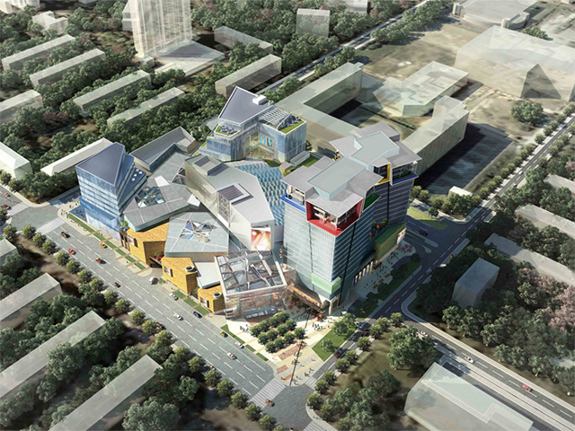 Какой самый большой торговый центр москвы?