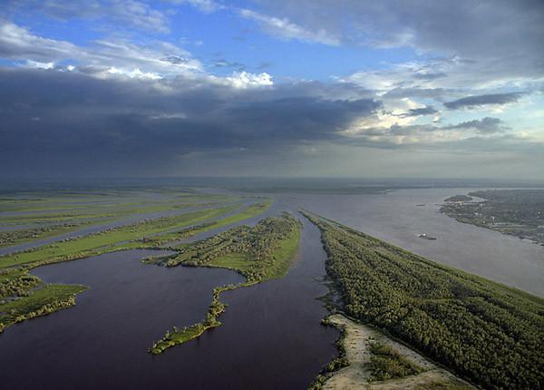 Какая самая широкая река в мире и в россии