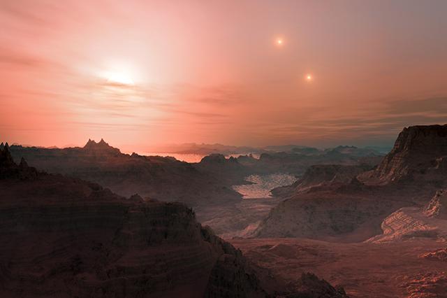 Самые близкие планеты к земле