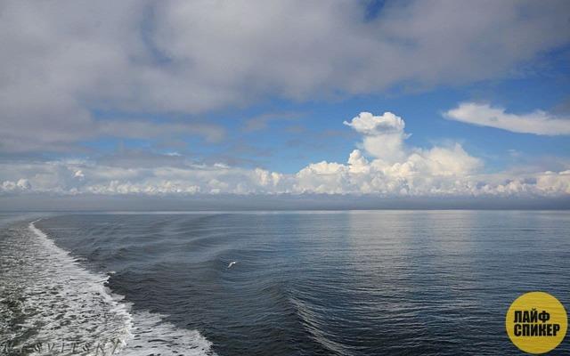 Самые соленые моря в мире и в россии