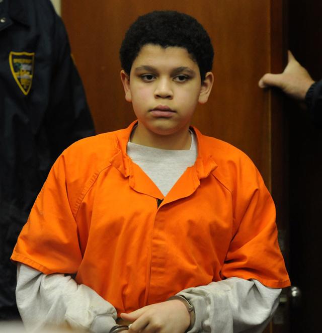 Самый юный преступник в мире: опасный ребенок