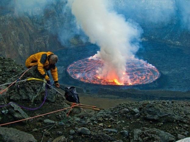 Самые опасные вулканы мира