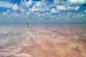 Самое соленое озеро в мире, как оно было образовано